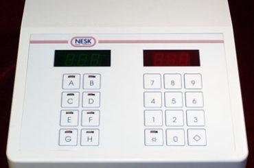 NESK 104 Vaktromsapparat