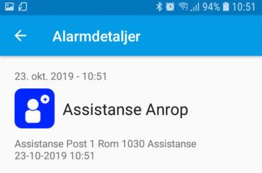 Smarttelefon App – assistanseanrop