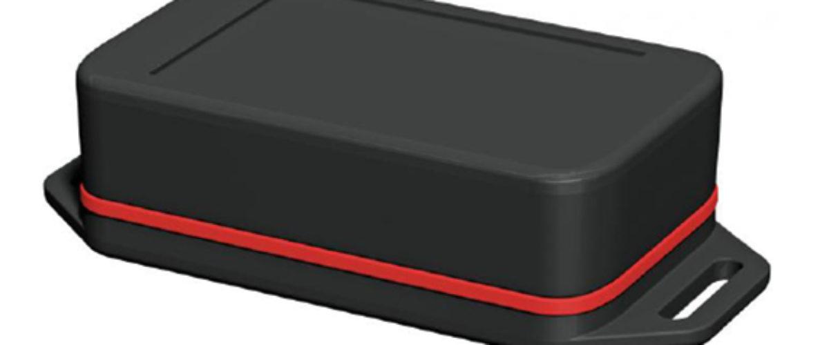 Trådløs rullestol modul 2No/1Nc BLE batteri 868MHz IP65